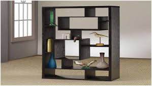 bookshelf room divider with door amazing room divider shelves a