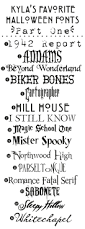 12 cool free halloween fonts images free halloween fonts scary