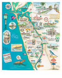 Map Of Florida And Georgia by Map Of Venice Beach Florida You Can See A Map Of Many Places On