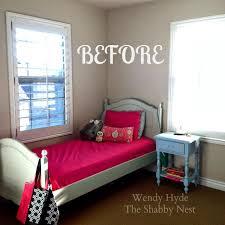 Awkward Bedroom Layout The Shabby Nest April 2015
