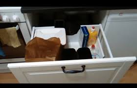 using deeper maximera drawers in ikea metod kitchen sink cabinet