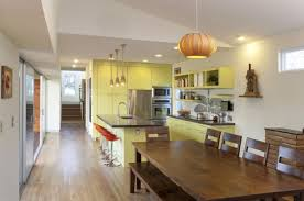 contemporary kitchen furniture keeping the cozy in a contemporary kitchen