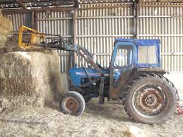 ford 4000 2wd tractor registration joo651n circa 15 000 hours