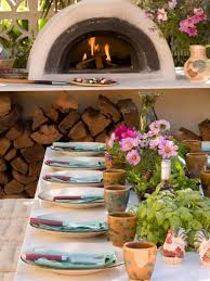 10 mediterranean inspired outdoor spaces wine carafe pizza and