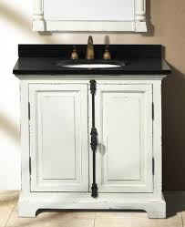Shabby Chic Bathroom Sink Unit Deals U0026 Ideas Weathered Bathroom Vanities For A Shabby Chic