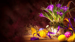 easter eggs wallpapers easter bouquet eggs wallpaper hd greetings