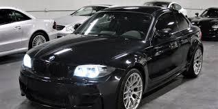 bmw 1m black 2011 bmw 1m