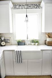 kitchen counter decorating ideas best 25 farm style kitchen counters ideas on farm