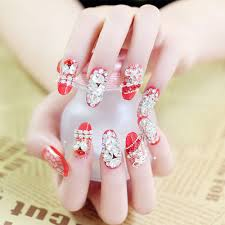 bride nail art nail magic