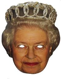 Celebrity Halloween Birthdays by Amazon Com Celebrity Masks The Queen Clothing