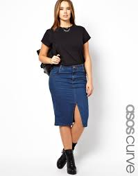 4 u002790s trends for plus size ladies try