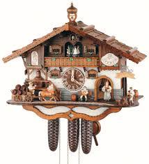 Modern Coo Coo Clock Furniture Wonderful Cuckoo Clock Made Of Wood In Home Design For