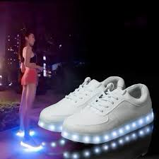 aliexpress yang women s simulation led shoes yifang wan x samuel yang usb charge 7