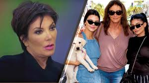 kris jenner throws major shade at caitlyn as she hangs out with