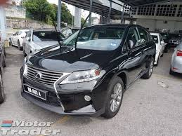 lexus suv malaysia view 102 used lexus for sales in malaysia motor trader