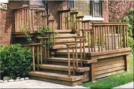 Back Porch Stairs Design Front Porch Deck Charming Back Porch Stairs Design Best Ideas