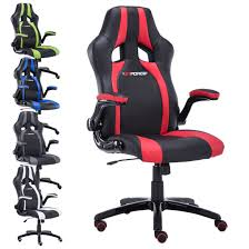 Gameing Desk by Gtforce Roadster 2 Sport Racing Car Office Chair Leather