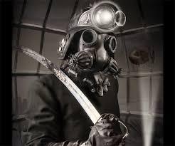 gas mask costume defender gas mask steunk gas mask masking and steunk