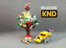 kids next door lego ideas codename kids next door sector v treehouse and coolbus