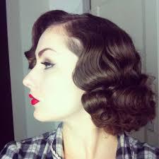 pixie hair cuts on wetset hair acid doll vintage hairstyle sponge rollers wet set use the