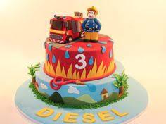 25 best ideas about fire engine cake on pinterest fireman sam