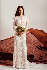 dress for the wedding 29 non traditional fall wedding dresses for the modern