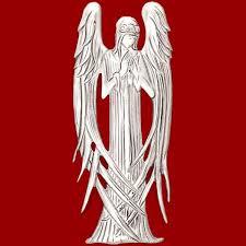 hand u0026 hammer beardsley angel ornament