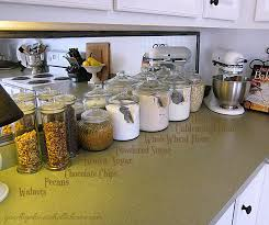 baking supply organization organized space of the week kitchen