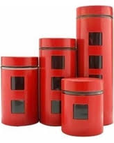 stainless steel kitchen canister set new deals sales on stainless steel kitchen canisters