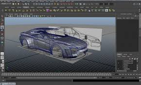 auto design software mako kit cad screenshot automotive design