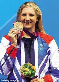 rebecca adlington to retire from swimming after creating a