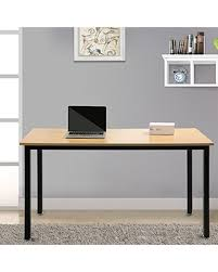 Laptop Writing Desk Amazing Deal On Modern Luxe By Merax Computer Desk Pc Laptop Wood