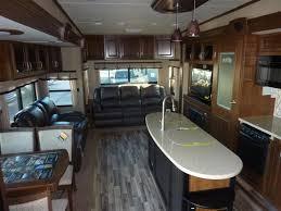 Camper Trailer Interior Ideas Rv Interior Design 2872