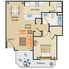 one bedroom townhomes river ranch townhomes apartments availability floor plans