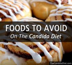 foods to avoid on the candida diet