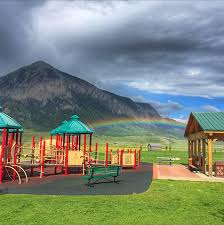 the vibrant colors of crested butte