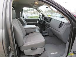 2007 dodge ram 2500 st regular cab interior color photos