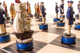Buy Chess Set Buy Pirates Resin Chess Set At Chessafrica Co Za For Only R 1 990 00