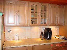 Cognac Kitchen Cabinets by Furniture Exiting American Woodmark Cabinets For Kitchen Room