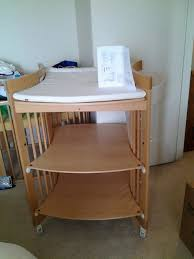 Stokke Care Change Table Stokke Changing Table With Wheels Changing Table Ideas