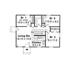 House Plan 34020 At Familyhomeplans Com 1 800 Sf Home Plans