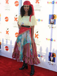 Gypsy Halloween Costumes Garcelle Beauvais Celebrity Gypsy Halloween Costume Celebrity
