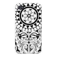 Polynesian Art Designs Chicktattoo Polynesian Flower Tattoo Flash Design Tattoos