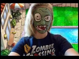 Plants Zombie Halloween Costumes Costume Ideas Zombie Makeup Plants