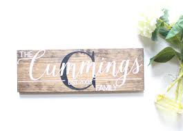house warming presents wooden house sign house warming gift est sign personalized