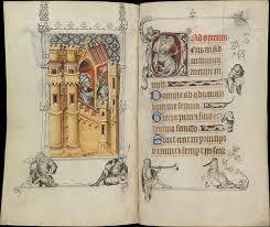 land pattern en francais jean pucelle the hours of jeanne d evreux queen of france