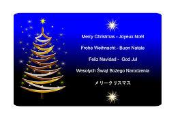 feliz navidad christmas card card clipart
