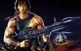 film rambo tribute movies that inspired metal gear part ii first blood rambo series