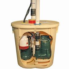 How To Install A Pedestal Sump Pump Sump Pump Systems In Ontario Patented Sump Pump Systems