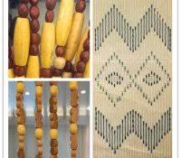 Hippie Beaded Door Curtains Ikea Panel Curtains Bamboo Curtain Shop Sheer Wood Door Wooden